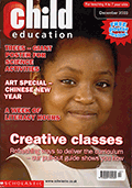Child Ed. Dec 2003 cover