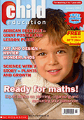 Child Ed. Jan 2004 cover