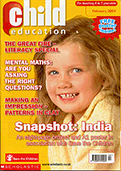 Child Ed. Feb 2004 cover