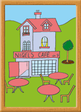 Nigel Nine's house
